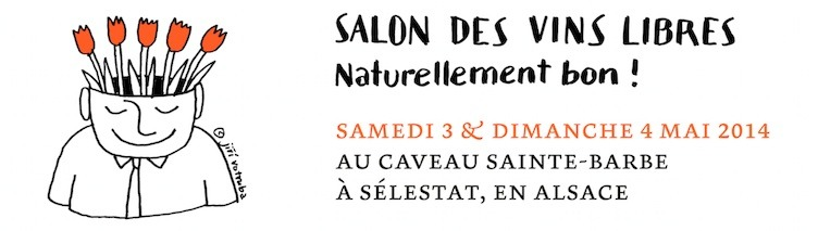 Salon des vins libres triple a for Calendrier salon des vins